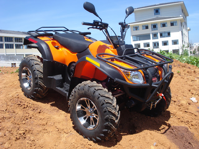 500cc Rubicon ATV Farm 4x4 Quad Bike