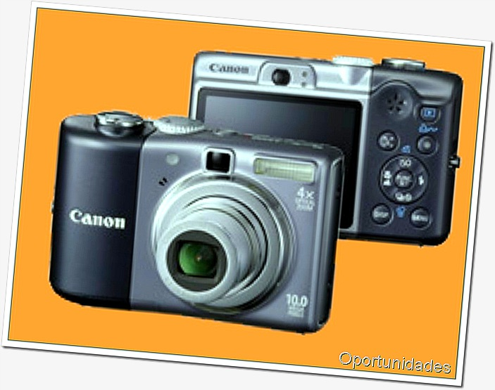 Canon Powershot A1000