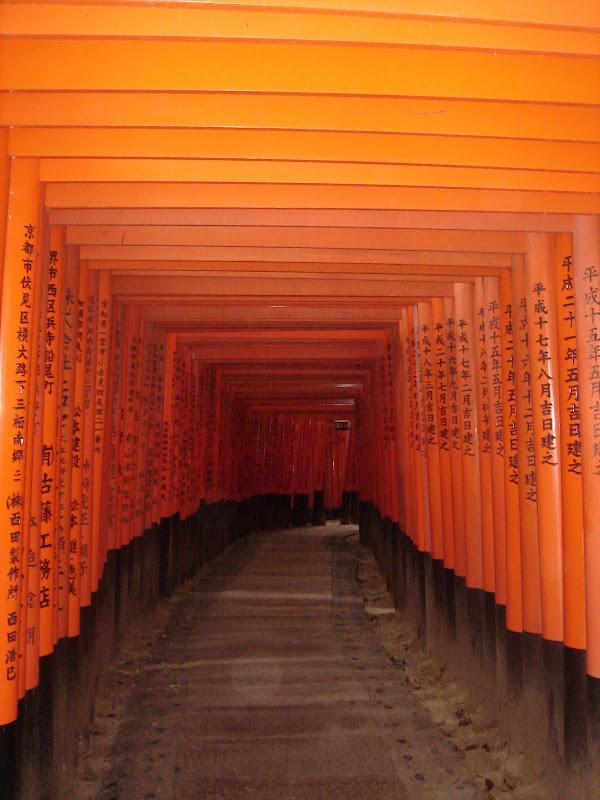 KYOTO (Japan)   temples and tempura