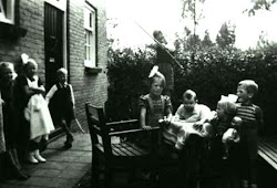 Deze foto is genomen door mijn moeder op 14 september 1952