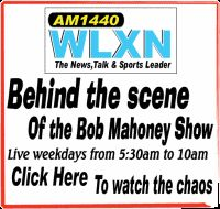 WLXN Radio and the Bob Mahoney Show