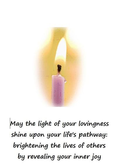 lovingness light