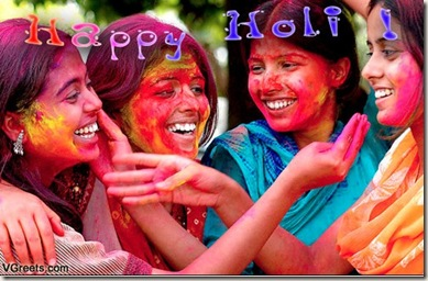holi happy