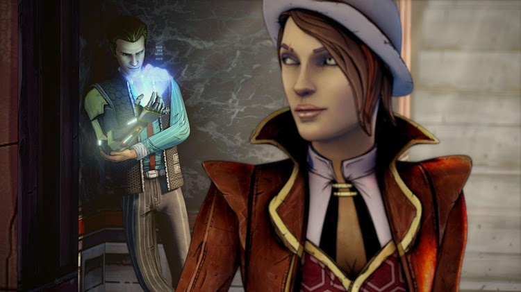 Tales From The Borderlands to use greed as a main source of player agency