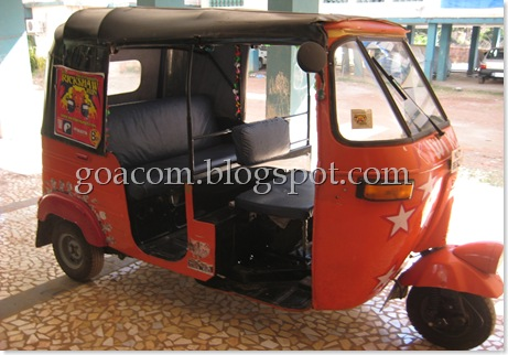 Goa Rickshaw Run