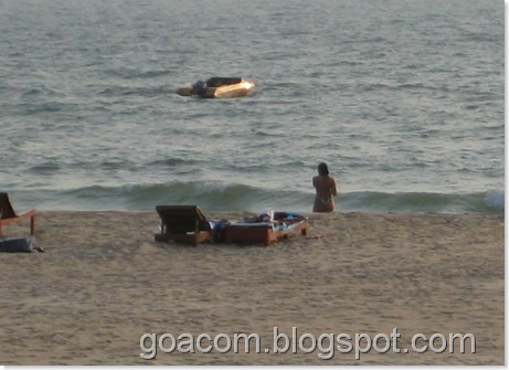 Goa beach cheap accommodation