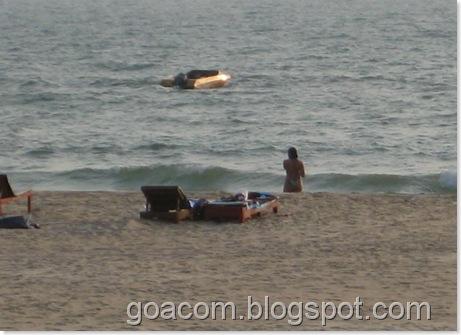 Goa beach cheap accommodation