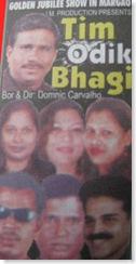 Goa khell tiatr festival
