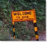 welcome to goa