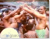 Chikhal kalo fun in Goa