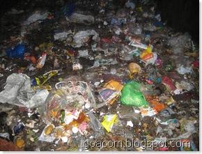 Sonsoddo garbage dump