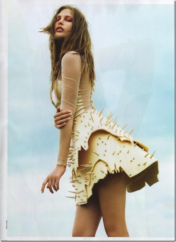 Vogue Australia @ Bette's Vintage Line