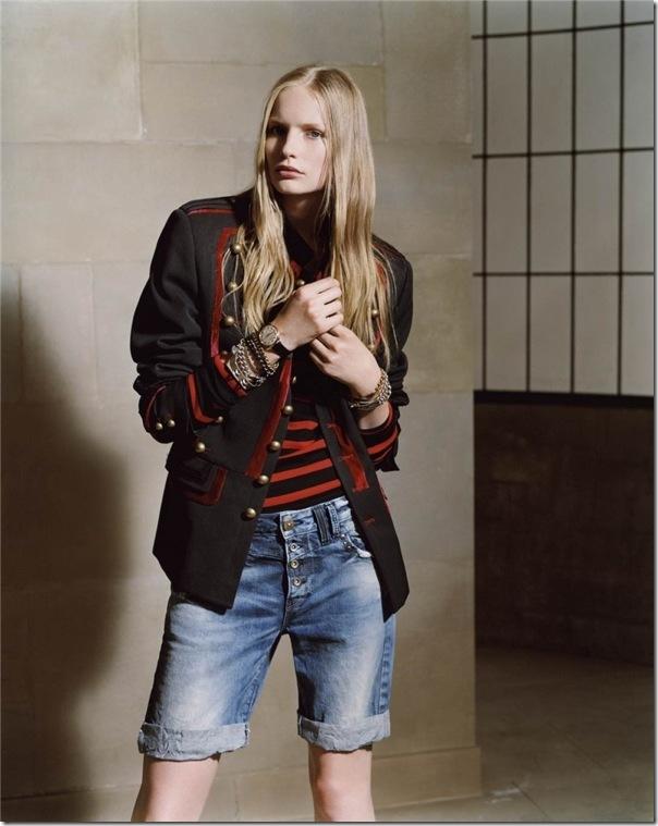 Zara @ Bette's Vintage Line