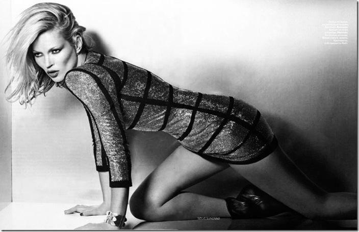 Kate Moss @ Bette's Vintage Line