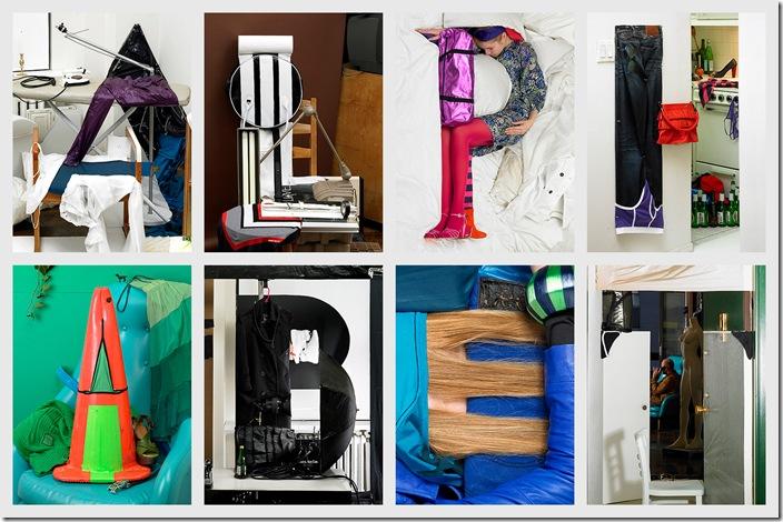 Alphabet by Bela Borsodi @ Bette's Vintage Life