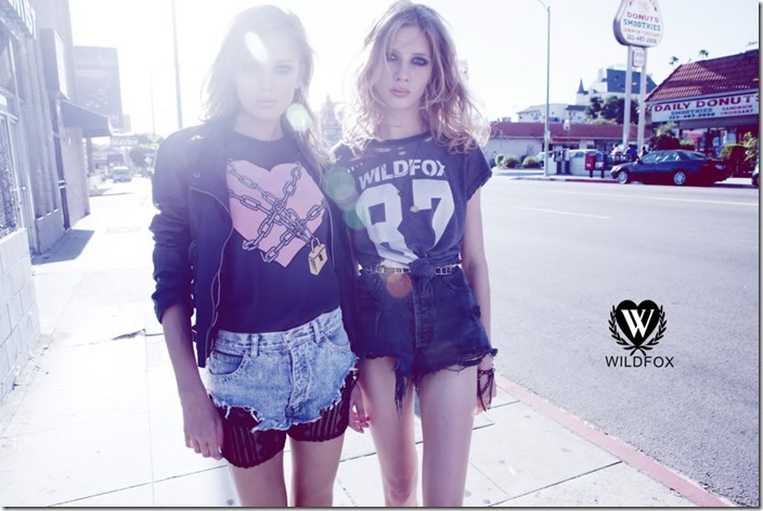 Wildfox @ Bette's Vintage Line