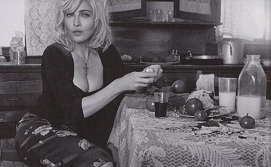 Madonna for D&G