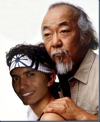 karate cris