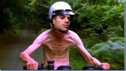 Pereira na moto