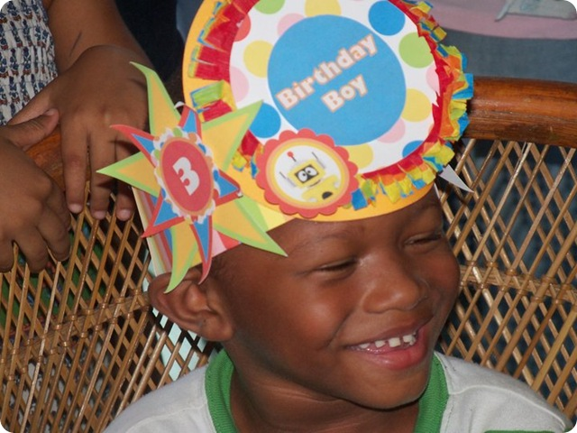 Duan 3rd Bday Boy Crown