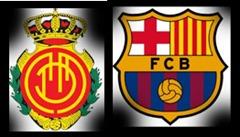 Ver Barcelona vs Mallorca en vivo