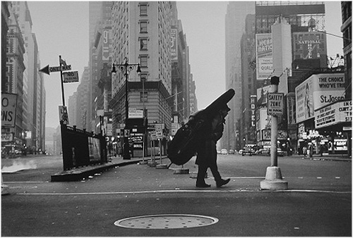 William Orval 'Bill' Crow, New York, 1958 Dennis Stock 11.jpg