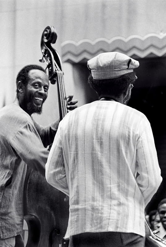 Percy & Jimmy Heath in June, 1977 - NYC.jpg