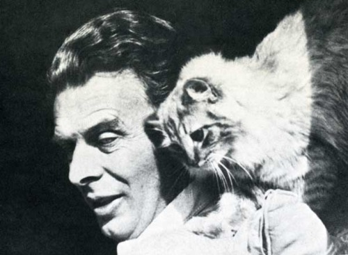 Aldous Huxley with