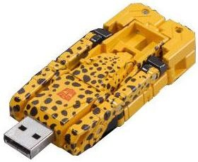 Transformers Cheetas USB Flash drive