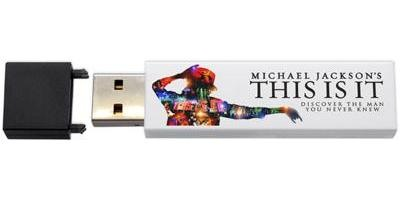 Michael Jackson This is it USB drive