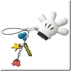 Mickey Glove USB flash Drive 
