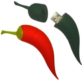 Pepper USB flash drive