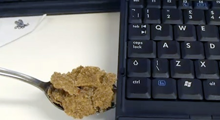 Cereal Spoon USB drive
