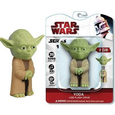 Star Wars Yoda USB flash drive