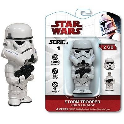 Star Wars Storm Trooper USB flash drive