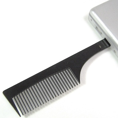 Comb USB flash drive