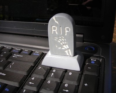 RIP usb flash drive