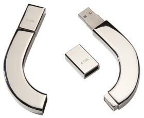 Horseshoe USB drive