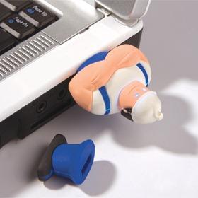 Workaman USB flash drive