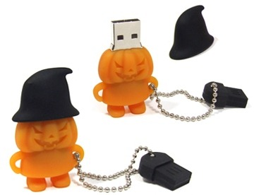 Helloween USB flash drive