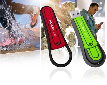 Waterproof S007 USB flash drive
