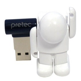 i-Disk Backpacker USB memory stick