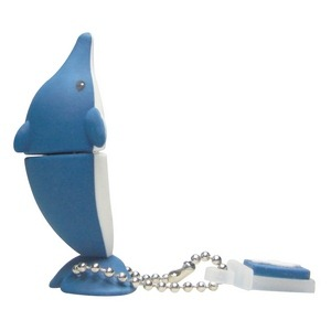 The Aquarium range Dolphin USB flash drive