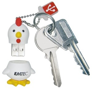 The Farm Range Chicken USB flash drive