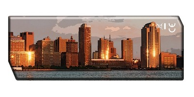 NY USB flash drive