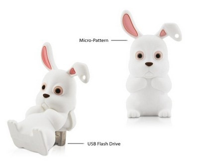 Rabbit USB memory stick