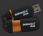 Duracell USB flash drive