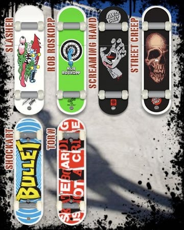 USB skatedrive santa cruz models