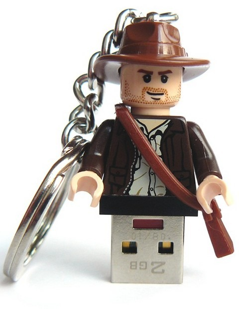 Lego Cowboy USB flash drive