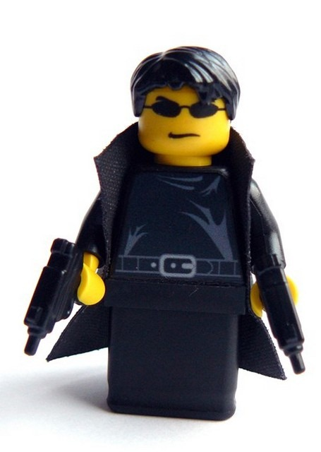 Lego Matrix USB flash drive